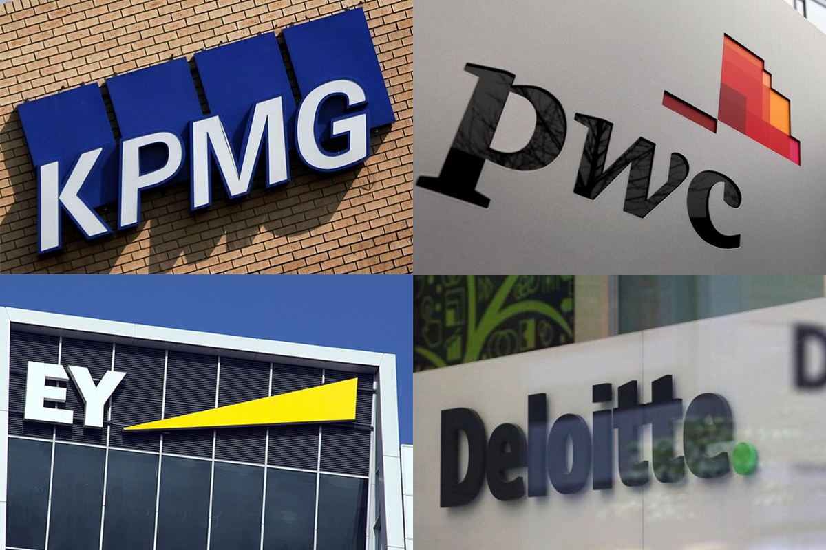 big 4 accounting offices leading the list of top audit firms in Singapore